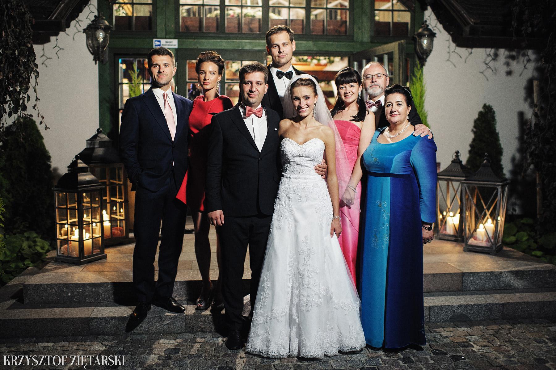Karolina i Jacek - Fotografia ślubna Gdańsk, Chwaszczyno, Gościniec dla Przyjaciół Wyczechowo Hilary - 36.