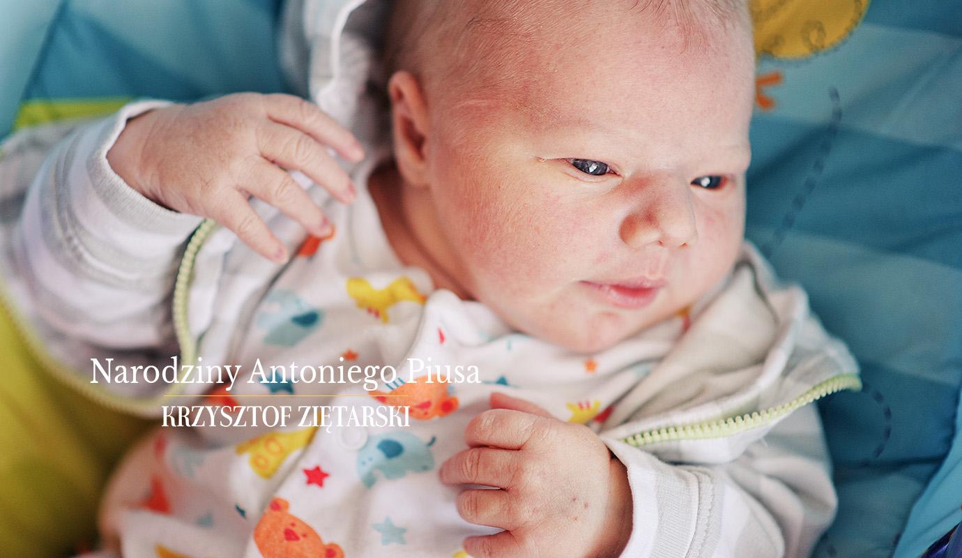 Narodziny Antoniego Piusa