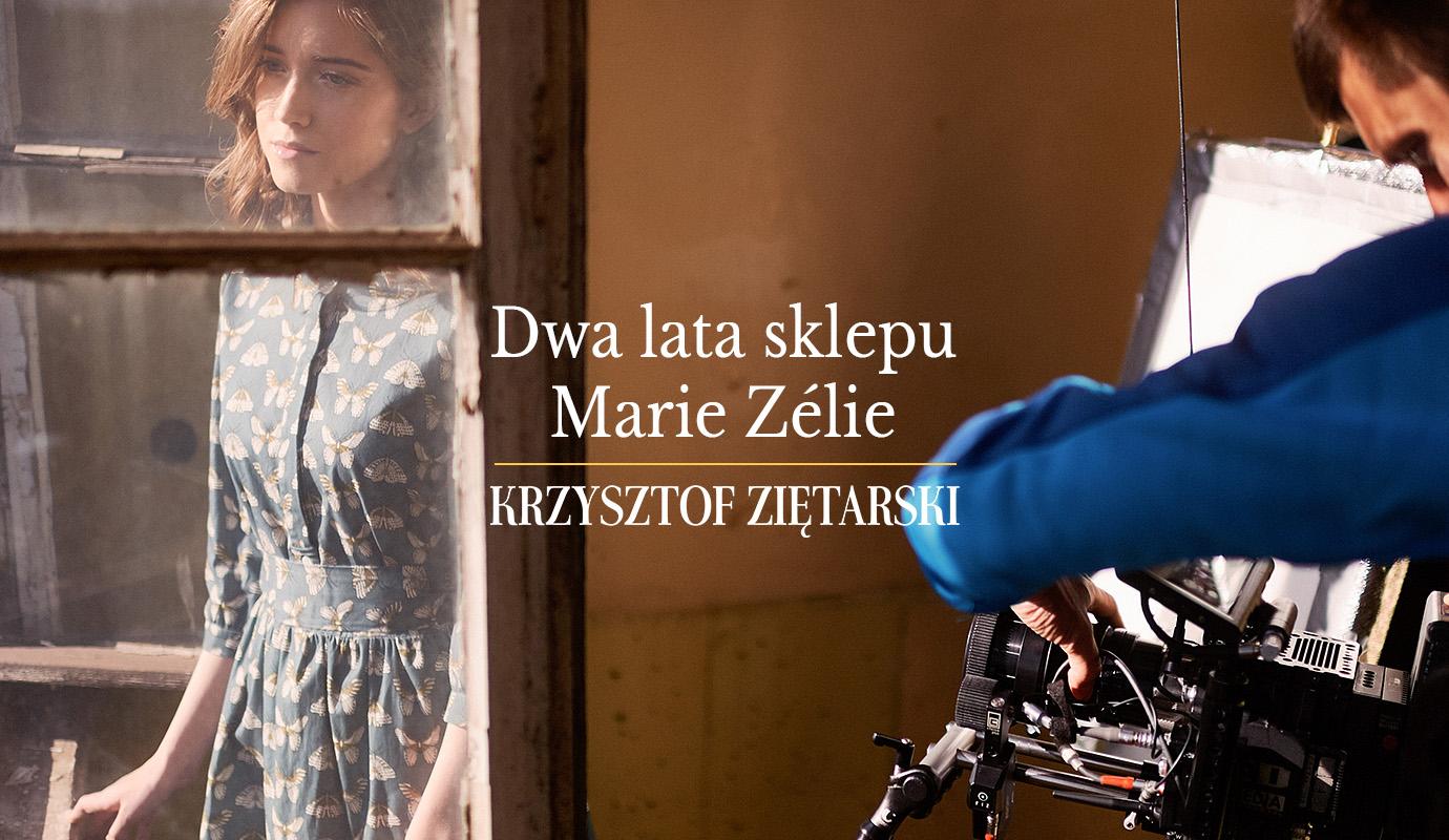 Marie Zélie ma już dwa lata