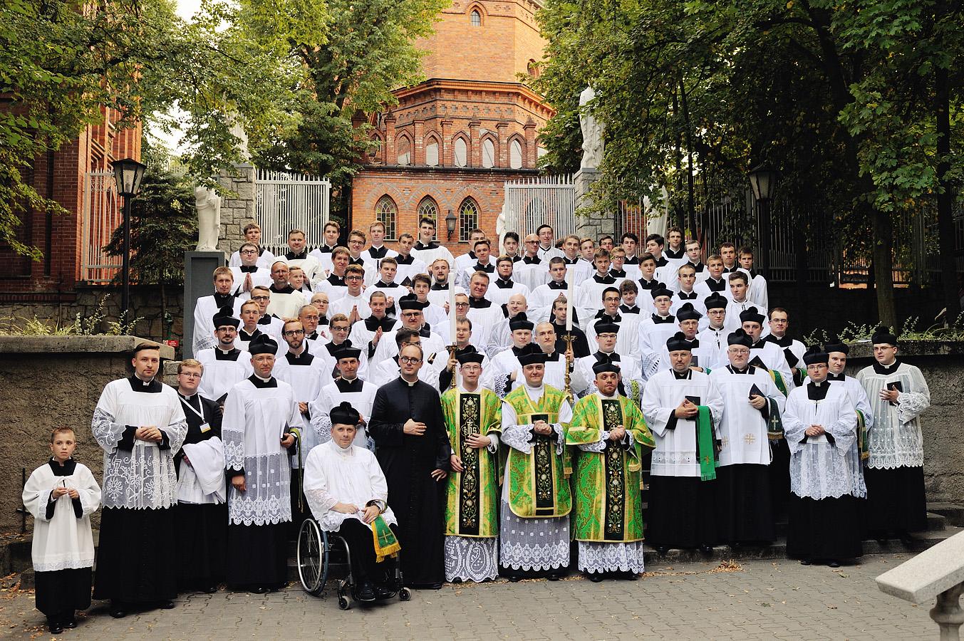 Ars Celebrandi - sierpień 2015 - z ks. Janem Kaczkowskim