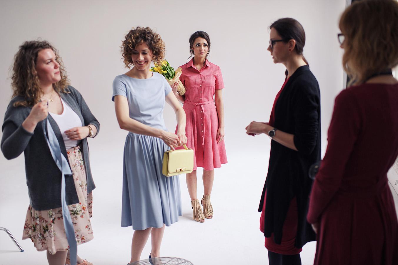 10 maja 2017 - sesja Marie Zélie, produkcja Innooka (Kasia Gwizdała)