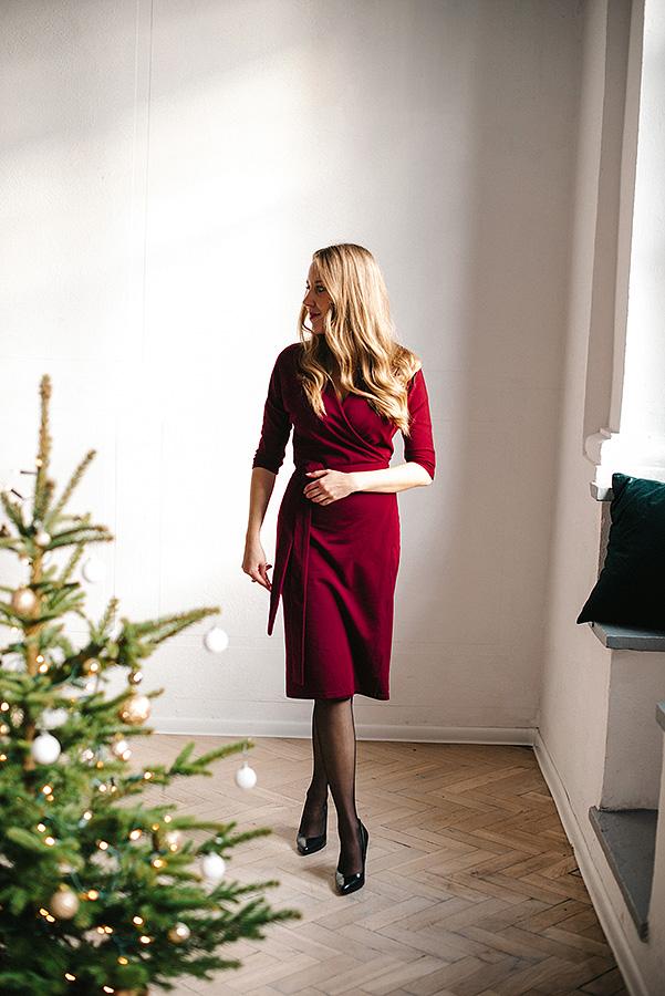 13 grudnia 2017 - świąteczna sesja Haukotelli dla Marie Zélie (fot. Joanna Zawiślan-Siuda)