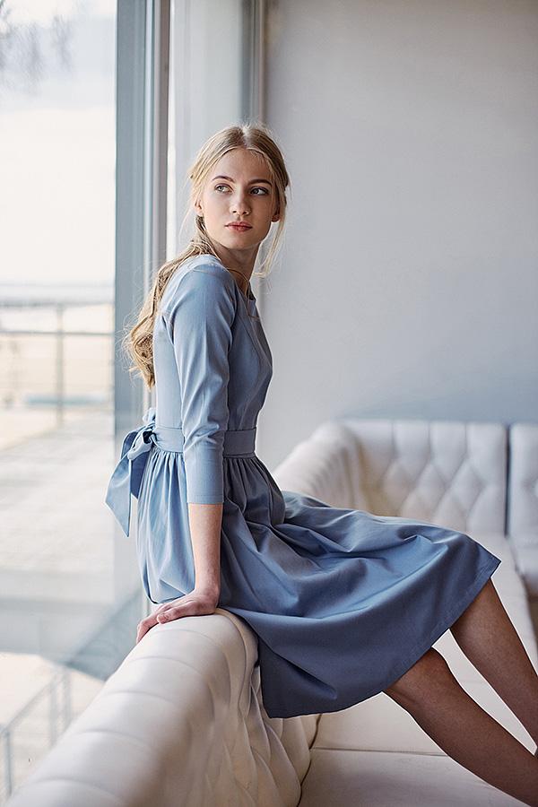9 kwietnia 2018 - wiosenna sesja Marie Zélie - fot. Łucja Stefaniuk