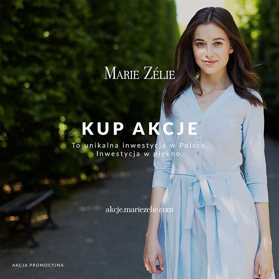 Kup akcje Marie Zélie - emisja serii F