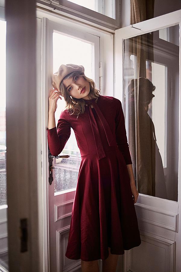 29 sierpnia 2018 - sesja jesienna Marie Zélie - fot. Łucja Stefaniuk